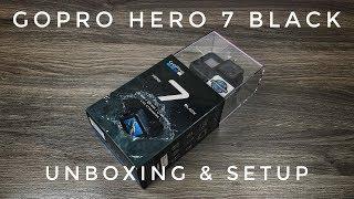 Download GoPro Hero 7 Black Unboxing & Setup Video