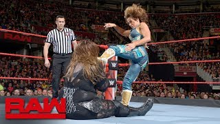 Download Nia Jax vs. Mickie James: Raw, March 26, 2018 Video