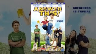 Download Answer This! Video
