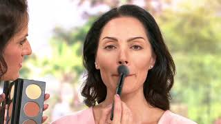 Download bareMinerals barePRO Contour Face-Shaping Trio on QVC Video