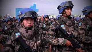Download Service and Sacrifice: Chinese Peacekeepers Video