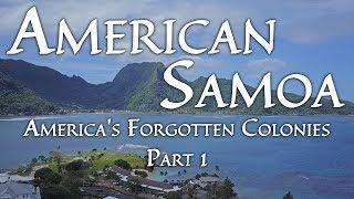 Download American Samoa (America's Forgotten Colonies, Part 1/3) Video