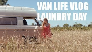 Download Real Van Life Travel Of A Girl With Her Dog Vlog Video