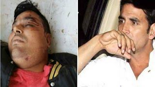 Download Akshay Kumar's bodyguard crushed to death by express mail Video