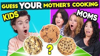 Download Kids Try Guessing Their Mother's Cooking Video