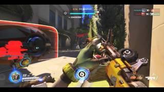 Download Overwatch: Junkrat Crazy Fun Gameplay 2 Video