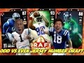 Download EVEN VS ODD JERSEY NUMBER DRAFT! ULTIMATE RAGE! MADDEN 17 DRAFT CHAMPIONS Video