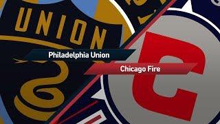 Download Highlights: Philadelphia Union vs. Chicago Fire | September 23, 2017 Video