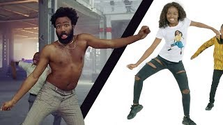 Download This Is America (Official Dance Tutorial Pt 1) by choreographer Sherrie Silver | Childish Gambino Video