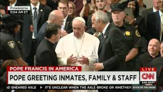 Download CNN: Pope Francis Visits Prison, Van Jones and Delia Gallagher Comment Video