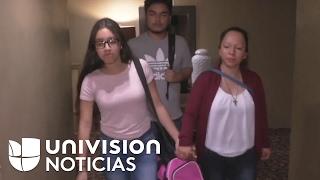 """Download Hija de Guadalupe García: """"Es triste ver que Trump me quiere quitar a mi mamá"""" Video"""