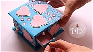 Download ШКАТУЛКА своими руками * Как сделать шкатулку * How to make casket * Legko&Prosto* Video
