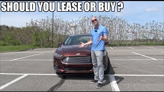 Download Buying VS leasing a car - Which is the better option ? ( Don't get ripped off) Video