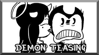 Download Bendy and The Ink Machine - Comic Dub: ″Demon Teasing″ Video