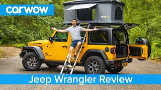Download Jeep Wrangler SUV 2020 in-depth review | carwow Reviews Video