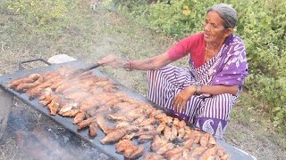 Download How To Cook 120 Small Fish Fry Recipe || Myna InfoStreet Food || Food Video