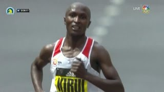 Download 2017 Boston Marathon: Kenya's Geoffrey Kirui wins Men's elite Video