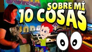 Download 10 COSAS SOBRE MI 😜 TAG de Acuariofilia y Mascotas Video