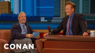 Download Jon Stewart Gives Conan The NYC Citizenship Test - CONAN on TBS Video