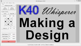 K40 Whisperer - LaserDRW Replacement Free Download Video MP4