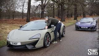 Download I Made SeenThroughGlass Buy a McLaren 540C! Video