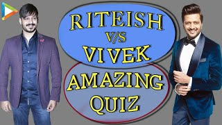 Download Riteish Deshmukh | Vivek Oberoi's GUT BUSTING Quiz: How Well Do You Know Each Other? Video