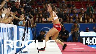 Download Split Triplet - Individual Women Event 7 - 2019 Reebok CrossFit Games Video
