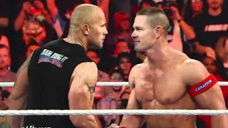 Download Raw: John Cena calls out The Rock and issues a WrestleMania Video