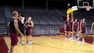 Download Minnesota Women's Basketball: Practice 5 Video