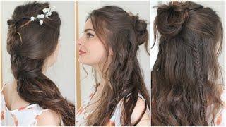 Download 2 Boho Hairstyles   Tutorial Video