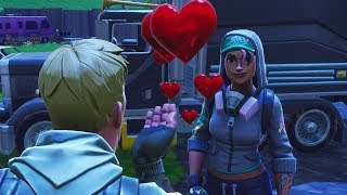 Download FORTNITE THE MOVIE - A LOVE STORY! [NL] Video