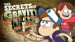 Download The Secrets of Gravity Falls - - [ Hidden Messages, Codes, & More! ] Video