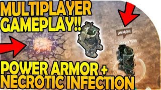 Download FIRST EVER MULTIPLAYER GAMEPLAY - POWER ARMOR + NECROTIC - Last Day On Earth Survival 1.7.8 Update Video