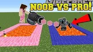 Download Minecraft: NOOB VS PRO!!! - PopularMMOs Mini-Game Challenge - Mini-Game Video