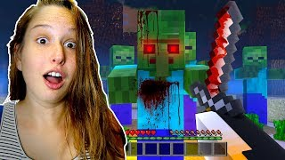 Download I Taught My Girlfriend How to Play MINECRAFT! (What Could Go Wrong?) Video