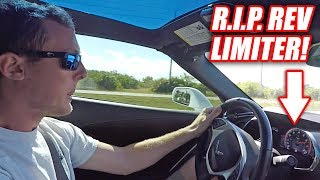 Download ″Adam LZ Taught Me This″ - The C7 RIPS Its Limiter! (as always) Video