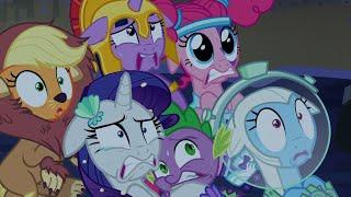 Download The Mane 6 Enter The Corn Maze Of TERROR - My Little Pony: Friendship Is Magic - Season 5 Video