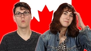 Download Americans Answer Basic Questions About Canada Video