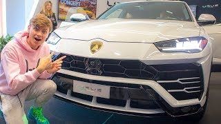 Download MY NEW LAMBO?! (Lamborghini URUS) Video