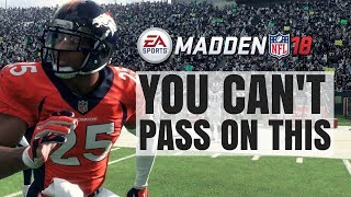 Download Best Coverage Defense In Madden 18 - No Fly Zone Video