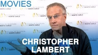 Download Christopher Lambert on 'Highlander' remake Video