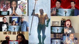 Download Aquaman - Fan Reactions - Now Playing In Theaters Video