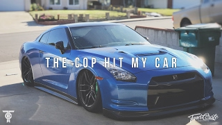 Download THE COP HIT MY GTR AND FOUND A GUN AT THE CAR MEET Video