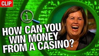 Download QI - How Can You Win Money From A Casino? Video