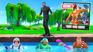 Download *NEW* Season 5 Hide & Seek Custom Gamemode In Fortnite Battle Royale Video