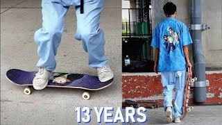 Download 13 YEARS TO LEARN HEELFLIPS CORRECTLY Video