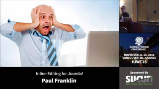 Download JWC 2016 - Inline Editing for Joomla - Paul Franklin Video