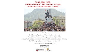 Download Chile Despertó: Understanding The Social Crisis In The Latin American ″Oasis″ Video
