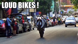 Download R1 Wheelie, Turbo Ducati Scrambler - SUPERBIKES INDIA April 2019 Video