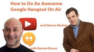 Download How to Do An Awesome Google Hangout on Air Video